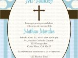 Spanish Birthday Invitation Wording Samples Birthday Baptism Invitation Wording In Spanish
