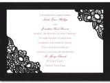 Spanish Party Invitation Template Spanish Lace Wedding Invitations by Invitation