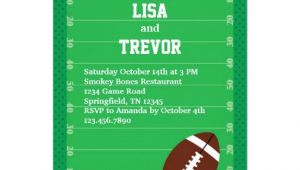Sports themed Bridal Shower Invitations Bridal Shower Invitations Bridal Shower Invitations