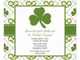 "St Patrick S Day Party Invitations St Patrick S Day Party Invitations 5 25"" Square"
