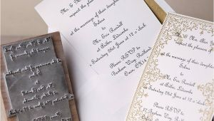 Stamps for Wedding Invites Personalised Wedding Invitation Rubber Stamp by the