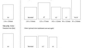 Standard Wedding Invitation Dimensions Invitation Sizes Graphic Design Pinterest Cards