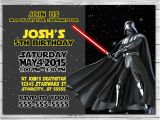 Star Wars Birthday Invitation Template 11 Star Wars Birthday Party Invitations Psd Vector Eps