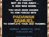 Star Wars Photo Birthday Invitations Another Babin Creation Star Wars Birthday Invitation