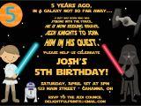 Star Wars Photo Birthday Invitations Free Printable Star Wars Birthday Party Invitations