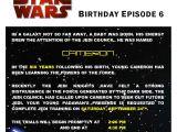 Star Wars Photo Birthday Invitations Star Wars Birthday Party
