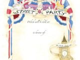 Street Party Invitation Template the Vintage Tea Party Year New Book by Angel Adoree