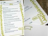 Summer Camp Wedding Invitations Blog Archives Page 14 Of 55 Invitation Crush