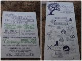 Summer Camp Wedding Invitations Geeky Rustic Summer Camp Wedding In the Woods