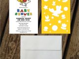 Super Mario Baby Shower Invitations Request A Custom order and Have something Made Just for You