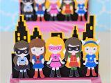 Supergirl Birthday Party Invitations Jingvitations Supergirl Party Invitations