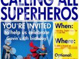 Superhero Party Invitation Template 40th Birthday Ideas Birthday Invitation Template Superhero
