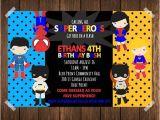 Superhero Party Invitation Template Superhero Birthday Invitation Superhero Invitation