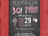 Surprise 30th Birthday Invitations Surprise 21st 30th 40th 50th Chalkboard Style Birthday