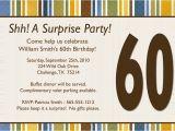 Surprise 30th Birthday Party Invitation Wording Surprise Birthday Invitation Wording Template