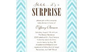 "Surprise Baby Shower Invites Surprise Baby Shower Invitations 5"" X 7"" Invitation Card"