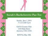 Surprise Bachelorette Party Invitations Golf Party Golf Invite Bachelorette Party Bridal Shower