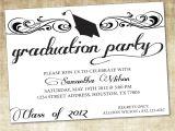 Surprise Graduation Party Invitation Wording Party Invitations How to Create Grad Party Invitations
