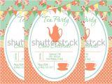 Tea Party Invitation Template Word 22 Sample Tea Party Invitations Word Psd Ai