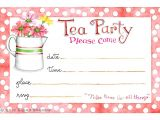 Team Party Invitation Template Sweet Tidings June 2010