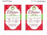 Template for Christmas Party Invitation In Office Office Christmas Party Invitation Templates Free