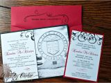 Texas A&m Graduation Party Invitations Texas Tech University Graduation Kendra Mcalister