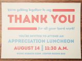 Thank You Party Invitation Template 39 Lunch Invitation Designs Templates Psd Ai Free