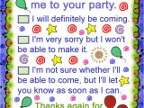 Thanks for Inviting Us to Your Party Thank You for Inviting Me to Your Party