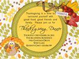 Thanksgiving Party Invitation Message Thanksgiving Dinner Invite Wording Cimvitation
