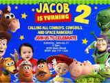 Toy Story Photo Birthday Party Invitations toy Story Birthday Party Invitations – Bagvania Free