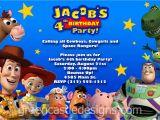 Toy Story Photo Birthday Party Invitations toy Story Invitation 20 Custom Birthday Party
