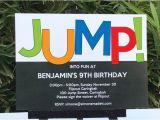 Trampoline Birthday Party Invitation Template Trampoline Birthday Party Invitations Printable Templates