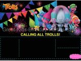 Trolls Party Invitation Template 151 Best Trolls Party Images On Pinterest Troll Party