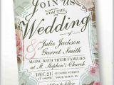 Truly Romantic Wedding Invitations Invitation by Dawnrhbydawncom Menu Rose Succulent Floral