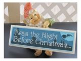Twas the Night before Christmas Party Invitation Twas the Night before Christmas Cards Photo Card