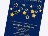 Twinkle Twinkle Little Star Baby Shower Invitation Wording Twinkle Twinkle Little Star Baby Shower Invitations