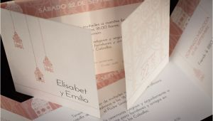 Two Fold Wedding Invitation Template Product Range Creative and Boutique Invitations and
