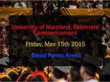 Umd Graduation Invitations University Of Maryland Baltimore Commencement Parking
