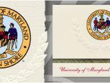 Umd Graduation Invitations University Of Maryland Eastern Shore Graduation