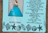 Under the Sea Quinceanera Invitations Under the Sea Quinceanera theme Quinceanera Pinterest