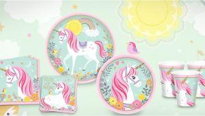 Unicorn Birthday Invitations Party City Magical Unicorn Birthday Party Supplies Magical Unicorn