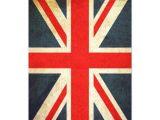 Union Jack Party Invitation Template Free Posh Union Jack Custom Invitation Vertical Zazzle Com