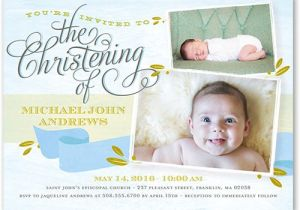 Unique Baptismal Invitation for Baby Boy Baby Boy Baptism Invitations Sansalvaje