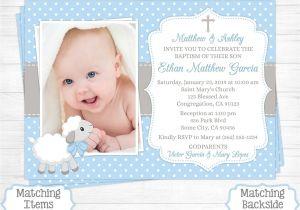 Unique Baptismal Invitation for Baby Boy Designs Unique Baby Boy Baptism Invitations to Her with