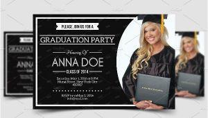 Unique College Graduation Invitations 28 Examples Of Graduation Invitation Design Psd Ai