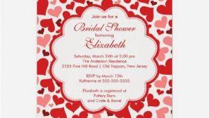 Valentine Bridal Shower Invitations Memorable Wedding Need Valentine themed Wedding Shower Ideas