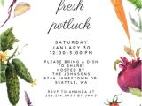 Vegetable Party Invitation Template Brunch Lunch Party Invitation Templates Free