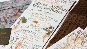 Vermont Wedding Invitations Paisley Quill Vintage Vermont Wedding Invitations