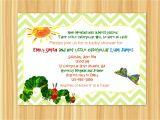 Very Hungry Caterpillar Baby Shower Invitations Very Hungry Caterpillar Baby Shower by thepapergiraffeshop