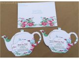 Victorian Tea Party Invitation Template Printable Tea Party Invitation Bridal Tea Party Invitation